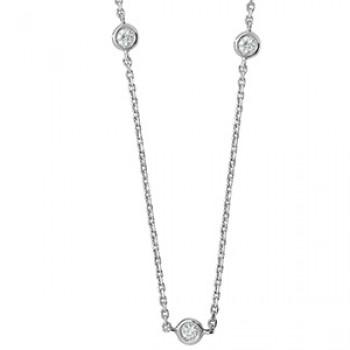 Diamond Set Chain