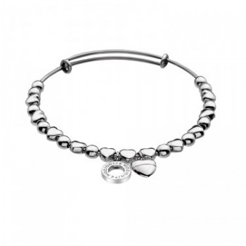 Emozioni Heart Bangle