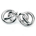 Fiorelli Classic Knot Earrings