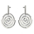 Fiorelli Concentric Circles Earrings