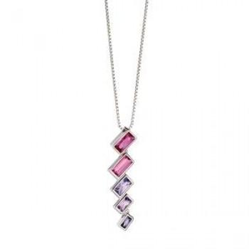Fiorelli Pink Pendant
