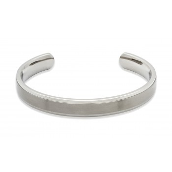 Titanium two finish bangle