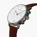 Pioneer steel chronograph